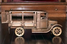 100 Antique Truck Values 1925 Buddy L Flivver One Ton Mail 212B Discovered