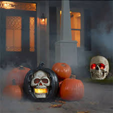 Fiber Optic Halloween Decorations by Shop Halloween Decorations At Lowes Com