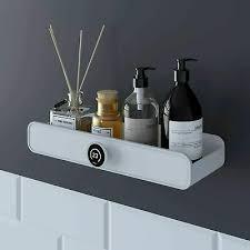 neu badregal duschhängeregal wandregal ohne bohren für