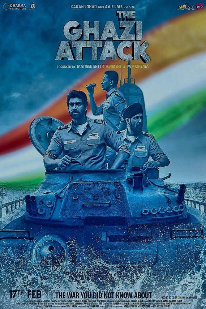 The Ghazi Attack-The Ghazi Attack