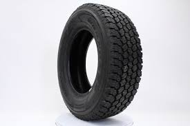 1 Goodyear Wrangler At Adventure Tires With Kevlar 285/55r20 122r ...
