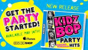 Kidz Bop Halloween Hits by Kidz Bop Party Party City Hours