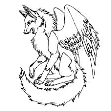 Top Free Printable Wolf Coloring Pages