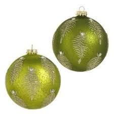 Raz Christmas Decorations 2015 by Raz Beaded Kismet U0026 Ball Ornament Set Of 2 Assorted Kismet And