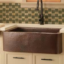 copper kitchen sinks interior design