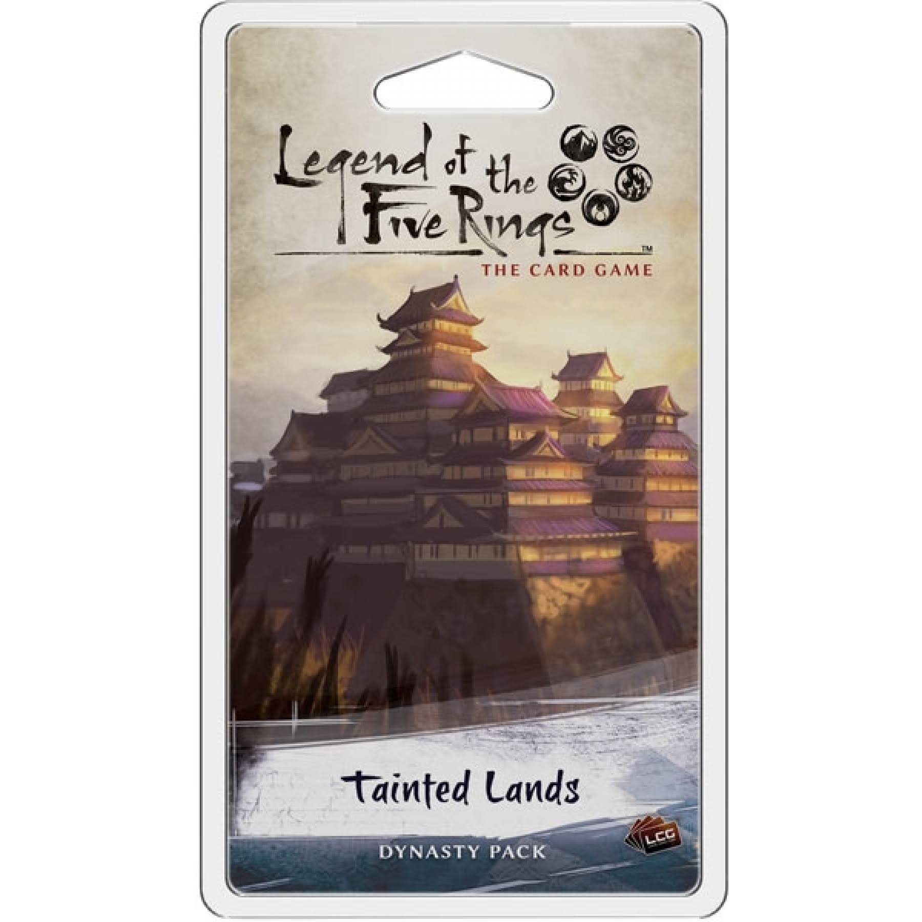 Legend of the Five Rings Tainted Lands Card Game