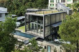 100 Cantilever Home House Design Unit Sdn Bhd Arch2Ocom