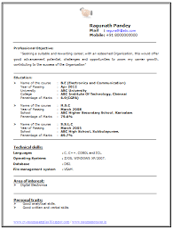 College Resume Sample For A Student Sans Serif Examples