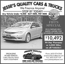 The Eagle-Tribune | Newspaper Ads | Classifieds | Automotive ... Used Cars Reno Trucks For Sale In Nv Muscle Motors Wtf The Truth About Truck Drivers Salary Or How Much Can You Make Per Dealer Concord Nh Tims Capital Brochures Manuals Guides 2018 Ford Super Duty Fordcom Wkhorse Introduces An Electrick Pickup To Rival Tesla Wired Car Waterford Works Nj Preowned Vehicles Near Commercial Tx Intertional Capacity Fuso Cit Llc Large Selection Of New Kenworth Volvo Barton Mdpreowned Autos Cumberland Marylandbuy Here