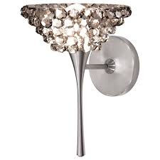 wac lighting ws57led g543 1 light led torch wall sconce