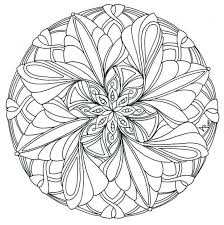 Free Printable Mandalas To Print And Color Mandala Coloring Pages Adult Sheets
