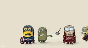 Iron Man Despicable Me Marvel Comics The Avengers 2