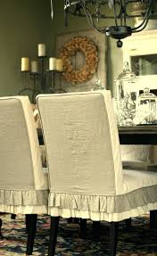 Skirted Parsons Chairs With Arms by Skirted Dining Room Chairs Series Slipcover Skirted Parson Chairs