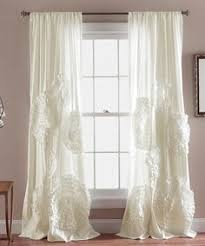 Lush Decor Window Curtains by Lush Decor Riley Light Filtering Single Curtain Panel шторы