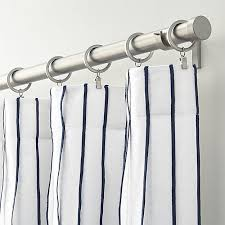 White And Gray Striped Curtains by Best 25 Blue Striped Curtains Ideas On Pinterest Blue And White