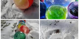 Help Your Kids Bring Color To Winter Wonderland