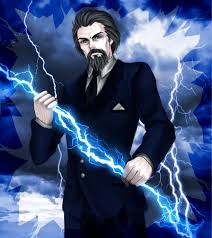 Zeus By AireensColor On DeviantArt