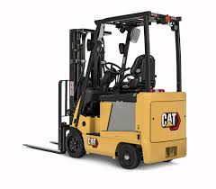 100 Cat Lift Trucks MCFA Announces New CAT EC15N EC18LN Series