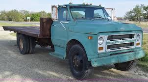 100 Chevy Truck 1970 Chevrolet C60 Flatbed Dump Truck Item H5118 SOLD M