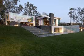 100 House Design Architects EcoFriendly Modernist Luxury Mansion In Beverly Hills IArch