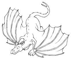 Dragon Coloring Books