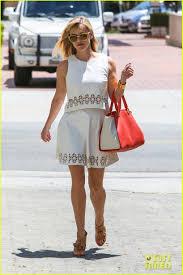 Celebrity Street Style Summer Breeze