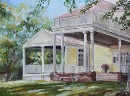 100 Meadowcroft Meadow Croft Estate June LongSchuman Fine Artist