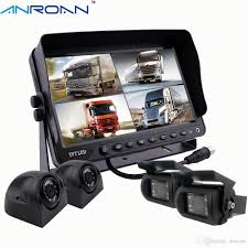 2018 Anroan TFT LCD Quad Split Screen Monitor Truck Trailer Backup ... Preowned 2014 Ram 1500 Laramie W Sunroofheated Seatsbackup Cheap Truck Backup Camera Find Deals On Line At Double Dual Lens Backup Truck Camera 45 And 120 Rear View Angle Wireless Car Color Monitor Rv Trailer Rear View Rearview Lince Plate Waterproof Night Vision Back Up By Rvs082587 For Pickup Trucks Safety Rocky Americas Complete Vehicle System Garmin Bc30 Reverse Parking Camerafor Nuvidezl Ford Enthusiasts Forums Attaching A To Dezl Trucking Gps With 7 Heavy Duty Sensor System Buyers Star 8883000 Back Up W