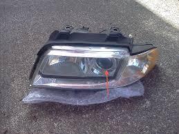 replacing a headlight bulb 2001 audi a4 sugiryotest