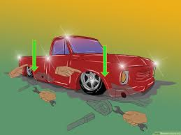 100 How To Lower A Truck 5 Ways To A Car Wiki