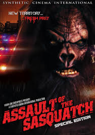 Syfy 31 Days Of Halloween 2017 by Assault Of The Sasquatch