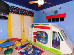 Buzz Lightyear Toddler Bed by Buzz Lightyear Bunk Bed With Slide Toy Story Bedroom Pinterest