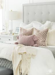 How To Mix And Match Bedroom Furniture Finishes | Kelley Nan How To Pick Perfect Decorative Throw Pillows For Your Sofa Lovesac Giant Pillow Chair Purewow Maritime Bean Bag 9 Cool Bedroom Ideas For Teenagers Overstockcom Cozy Papasan Astoldbymichelle Pasanchair Alluring Beach Themed Room Decorating Hotel Kid Bedroom Apartment Decor Boy Sets Bench Small White Cheap Teen Find Deals On 37 Design Teenage Girl And Cute Kids Ivy 54 Stylish Nursery Architectural Digest