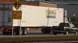 J.B.HUNT Intermodal Truck And Trailer In(HD) Austell,Ga. 6-16-2013 ...