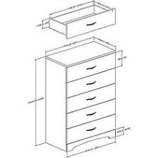 South Shore Step One 5 Drawer Dresser by Baby 5 Drawer Dresser Nursery Chest Wood Furniture Bedroom Cherry