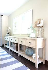 How To Decorate A Sideboard In Dining Room Long Features