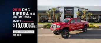 Buick & GMC Dealership In Bakersfield, CA | Motor City Buick GMC