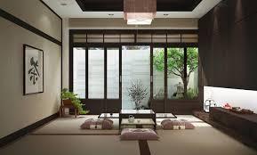 formelles wohnzimmer für japanisches haus home dekoration