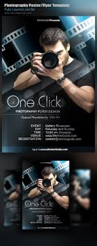 Download Free Photography Flyer Poster Template