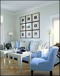 Blue And White Living Rooms Popular Pictures Of