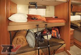 Class C Motorhome With Bunk Beds by 2009 Fleetwood Discovery Motorhome Bunk Beds Photo 5