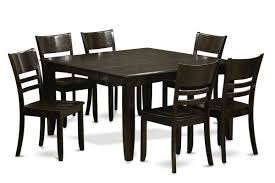 6 Chair Dining Room Set Table Chairs