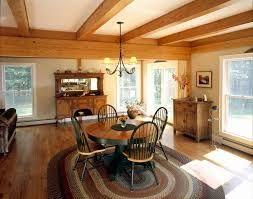 Dining Room Rugs Rustic