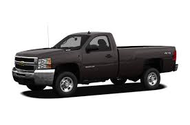 2010 Chevrolet Silverado 2500HD Specs And Prices