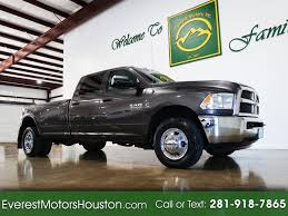 100 Used Diesel Trucks For Sale In Texas 2014 Dodge Ram 3500 TRADESMAN CREW CAB LWB DRW 2WD