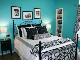 Black And White Teal Bedroom For Modern Concept Decor IdeasDecor Ideas