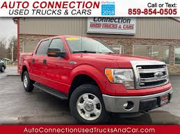 100 Top Trucks Of 2014 Used Ford F150 4WD SuperCrew 145 XLT For Sale In