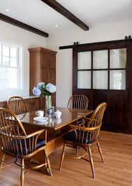 Dc Metro Dining Room Hutch Ideas With Farmhouse Buffets And Sideboards Storage Sliding Barn Door Windows