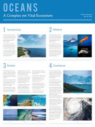 Free Scientific Poster Sample