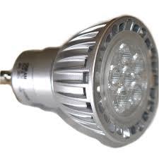 gu10 5 3w osram dimmable led 350 lumen